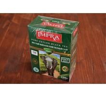 """Черный чай """"IMPRA"""" мелкий лист ~200гр."""