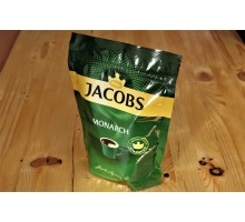 Jacobs Monarch кофе растворимый ~ 150 гр. (пакет)